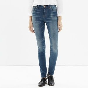 Madewell Alley Straight Jeans. Size 24